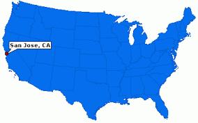 san jose ethnicity map san jose california city information epodunk