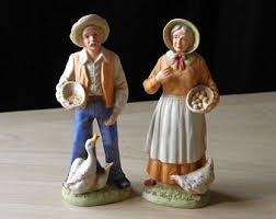 home interior figurines figurine of etsy