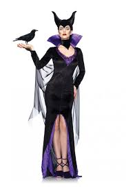 Harley Quinn Halloween Costume Size Black 3 Piece Maleficent Costume Amiclubwear Costume
