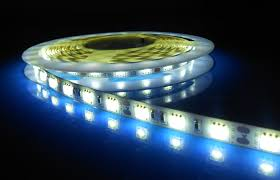 Exterior Led Strip Lighting 6500k High Cri Led Strip Light Epistar Smd 5050 Rgb Led Strip