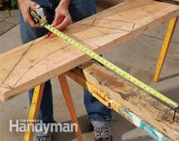how to build a trellis archway build a garden arch family handyman