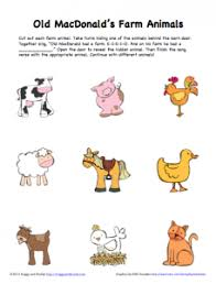 peek a boo farm animals activity free printable buggy and buddy