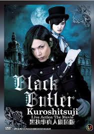 dvd black butler kuroshitsuji live action movie region all free