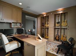 Guitar Home Decor Home Guitar Room With Living Room Decor Living Room Midcentury And