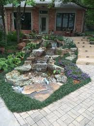 Water Features Backyard by 833 Best Backyard Waterfalls And Streams Images On Pinterest