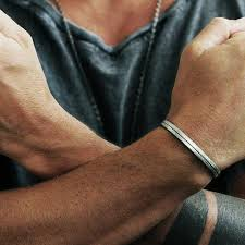 bracelet cuff man silver images Carpe diem silver men bracelets jpg