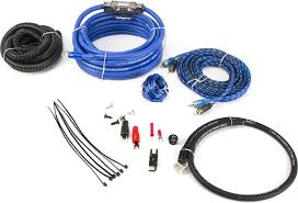 efx pa4bx wiring kit 4 gauge amplifier wiring kit u2014 includes 2