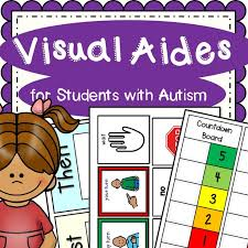 visual aids special education schedule templates visual