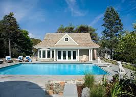 villa designs architecture bay window and circle window plus diving board also
