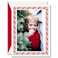 boxed photo mount cards