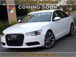 2015 audi a6 2 0t premium plus 1 owner navigation blind spot