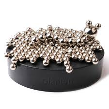 magnetic sculpture desk toy for intelligence development and