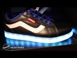galaxy shoes light up galaxy led shoes light up sneakers led light shoes youtube