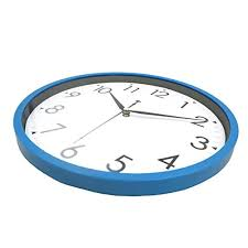 silent wall clocks hippih 10 silent quartz decorative wall clock non ticking digital