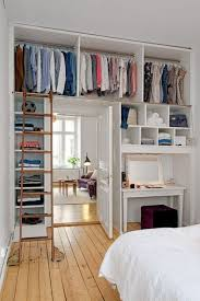 Uncategorized  Bedroom How To Fit A Desk In A Small Bedroom - Ideas for space saving in small bedroom