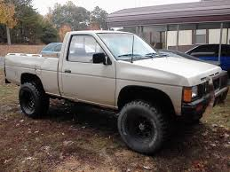 1995 nissan truck nissan pickup 1997 lifted image 44