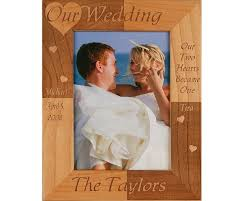 Personalized Wedding Photo Frame Wedding Picture Frames Name Picture Frames