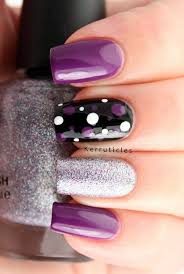 awesome latest 45 easy nail art designs for short nails 2016