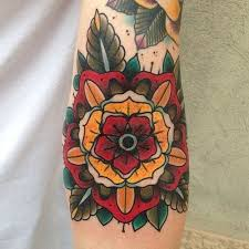 traditional madala my kind of tattoo traditional tattoo flower