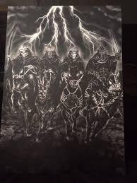 the four horsemen of the apocalypse primal craft