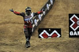 motocross freestyle events x games austin results day 4 jackson strong lays down moto x