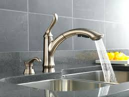 touch free kitchen faucet kohler sensate touchless kitchen faucet glacier bay with led light