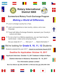 stories rotary club of summerland