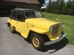 willys jeepster antique cars antique price guide