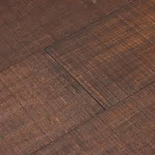 Laminate Barnwood Flooring Shop Cali Bamboo Fossilized 5 In Rustic Barnwood Bamboo Solid
