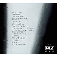 the definitive nine inch nails deep cuts nine inch nails mp3