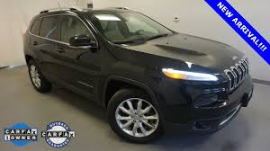 jeep chevrolet 2015 pre owned 2015 jeep cherokee 4d sport utility in albany 4p6062