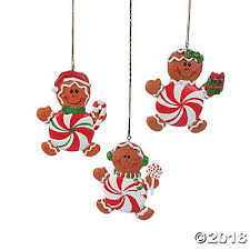 gingerbread ornaments candy gingerbread christmas ornaments