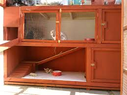 Rabbit Hutch Designs Outdoor Accommodation