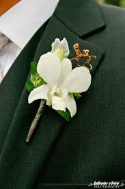 orchid boutonniere white dendrobium orchid boutonniere bouquets of