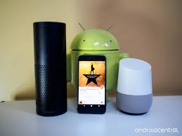google home vs amazon echo which has the better speaker for music