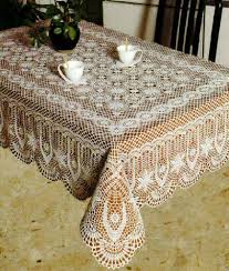 tablecloth for 54x54 table amazon com tablecloths vinyl crochet white 54x54 inches square