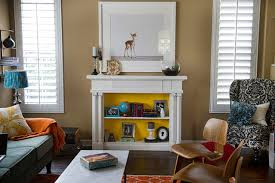 How To Decorate A Non Working Fireplace 12 Brilliant Things To Do With Your Non Working Fireplace