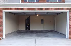 2 Car Garage by New Rockbridge Townhomes Occupied J Ross Properties