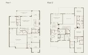 6 Bedroom Floor Plans Heatherton By Pulte