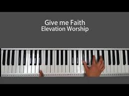 ukulele keyboard tutorial give me faith ukulele chords by elevation worship worship chords