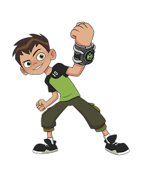cartoon characters ben 10 reboot png