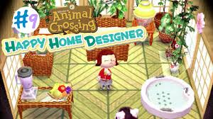animal crossing happy home designer 9 pekoe u0027s exotic