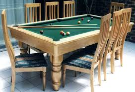 Dining Room Poker Table A Dining Table That Converts To A Poker Table Dining Room Pool