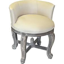 White Vanity Stool Wonderful Vanity Stools And Chairs With White Vanity Chair For