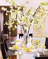 tree branch decorations in the home easter trees centerpiece u2013 happy easter 2017