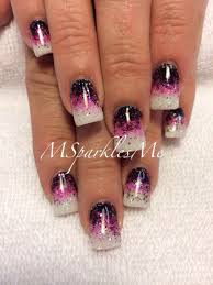 valentine nails artificial nails pinterest