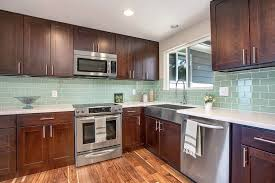 green kitchen tile backsplash light green subway tile kitchen backsplash home design ideas