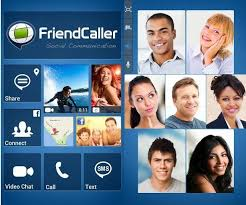 chat for android friendcaller free chat voip calls for android