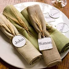 thanksgiving napkins ideas simply events