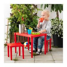 childrens table and 2 chairs ikea utter children s table and 2 chairs red goods unite us
